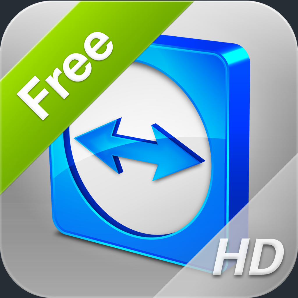 TeamViewer HD for Remote Control (AppStore Link)